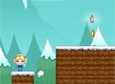 Игра Приключения в Замороженном Королевстве Эльзы