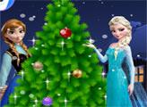 Игра Рождество в  королевстве Эренделл