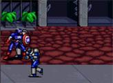 Игра Капитан Америка и Мстители