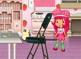Игра Шарлотта Земляничка: Порядок в доме