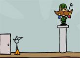 Игра Приключения Веселых Штанов: Мир 3