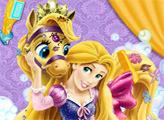 Игра Королевские питомцы: Грязнуля Звездочка