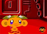 Игра Счастливая обезьянка: Научная Фантастика 2