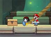 Игра Марио Приключения в Гробнице