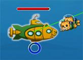 Игра Ньян сила - Подводная битва