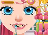 Игра Зубные проблемы Золушки