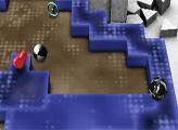 Игра Ксоникс 3Д - Новые уровни