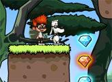 Игра Мистер Пибоди и Шерман: Сокровища магического леса