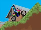 Игра Рискованный гонщик 4