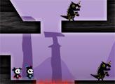 Игра Магнит ниндзя: Магнитмен