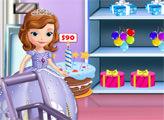 Игра День Рождения Королевы Миранды