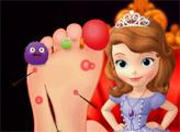 Игра Рана на ноге Софии
