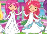 Игра Шарлотта Земляничка: Модные платья
