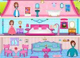 Игра София - декор кукольного домика