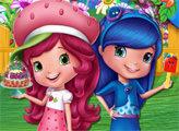 Игра Шарлотта Земляничка: Вкусный торт и мороженое