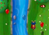 Игра Супер обезьянка Блунс