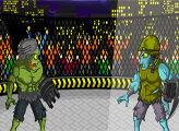 Игра Бойцовский Клуб Зомби