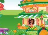 Игра Шарлотта Земляничка: Прятки - Найди подружек