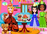 Игра София празднует Новый Год