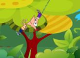 Игра Финес и Ферб: Приключения в джунглях
