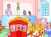 Игра Замок мечты Софии