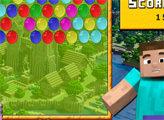 Игра Майнкрафт: Пузыри