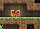 Игра Взрыватель пещер