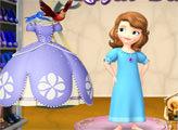 Игра Платье на королевский день