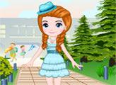 Игра Принцесса София возвращается в школу