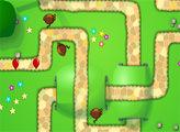 Игра Оборона обезьян 5