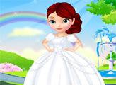 Игра Принцесса София - сказочная свадьба
