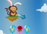 Игра Обезьянки Блунс 2: Весенний Бросок