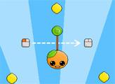 Игра Апельсиновая гравитация: Новые уровни