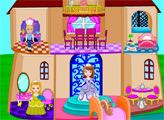 Игра Замок кукол Софии