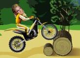 Игра Celebrity Stunt Dirt Bike