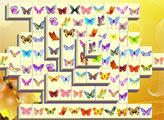 Игра Маджонг из Бабочек