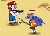 Игра Большая битва Марио
