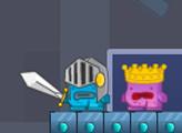 Игра Рыцарь и побег Принцессы 3