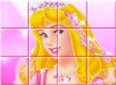 Игра Принцесса Аврора - пазлы перевертыши