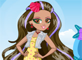 Игра Кукла Яна - защитница океанов
