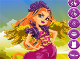 Игра Монстры кентавры - Флара Блейз и ее наряды