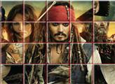 Игра Пираты Карибского моря - плиткопазл