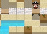 Игра Затопленная деревня