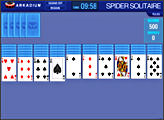 Игра Spider Solitaire