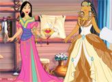 Игра Три Красавицы Диснея