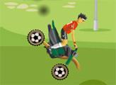 Игра Футбольный гонщик