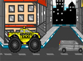 Игра Грузовое такси