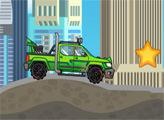Игра Городской грузовик