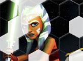 Игра Пазлы: Звездные Войны - Асока Тано