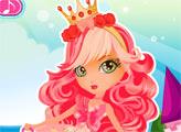 Игра Сказочный маскарад - Ди как Принцесса-Лягушка